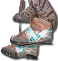 Otter Trail Boots